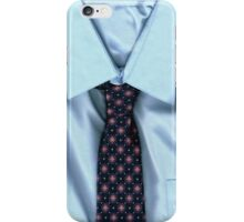 Friday Morning - Men's Fashion Art By Sharon Cummings iPhone Case/Skin