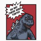 Oh No! There Goes Tokyo! by Anna Welker