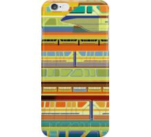 Bay Lake Tower Monorail iPhone Case/Skin