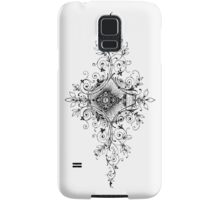 iPhone Case very old print ornament 1864 Samsung Galaxy Case/Skin