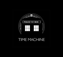 Doctor Who Tardis by zmayer