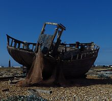 The Ark, Dungeness by wiggyofipswich