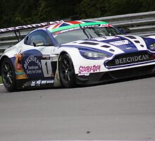 Howard and Adam - Beechdean Aston Martin by Matt Dean