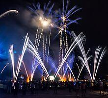 Illuminations at Epcot by idcommunity