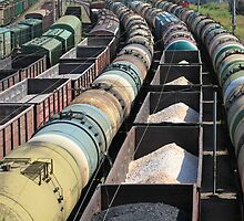 transportation of oil products by rail by mrivserg