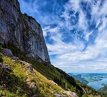 Hiking in Austria by Walter Quirtmair