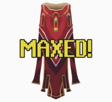 RUNESCAPE MAX CAPE! by Oheymate