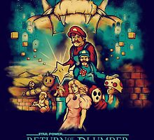 Return of the Plumber by Creative Outpouring