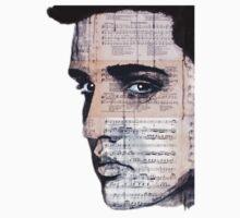 Elvis Presley by Krzyzanowski Art