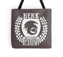 Berk Dragon Academy Tee Tote Bag