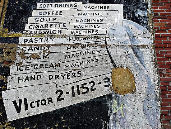 Ghost in the Machines © by Ethna Gillespie