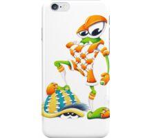 M'ODD'STER 03 - BLEECHER iPhone Case/Skin