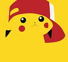Cute Pikachu Pokemon by tvgeek
