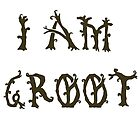 I AM GROOT by Russcraig2112