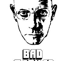 Bad Mother Foucault by madphilosopher