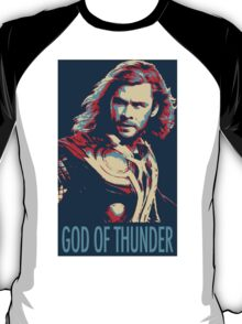 God of Thunder T-Shirt