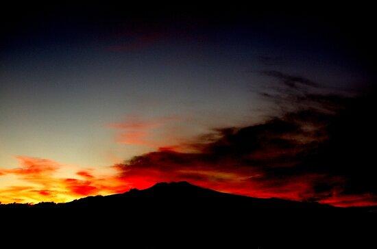 Sunset Furioso by Francis Drake