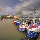 Bridlington Harbour  by Rob Hawkins
