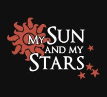 My sun and my stars - Khal Drogo & Daenerys Targaryen by Cheesybee