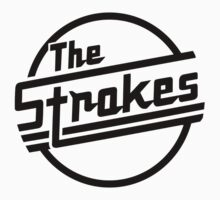 The Strokes by ArabicTshirts