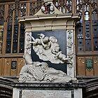 Inside York Minster by John (Mike)  Dobson