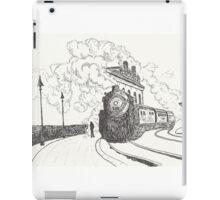 Holly's Train iPad Case/Skin