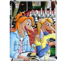 Lolly & Oigs - We're Famous iPad Case/Skin
