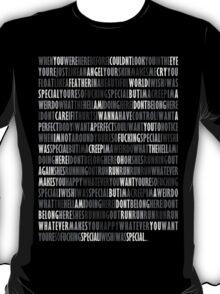 Radiohead - Creep T-Shirt