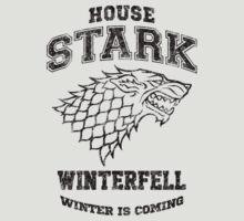 House Stark Athletics (alt) by ashden