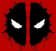 Deadpool Rorschach 2 by Rennis05