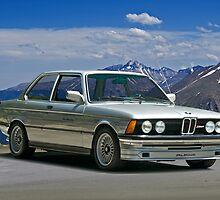 1981 BMW Ci 2.3 'Alpina' by DaveKoontz