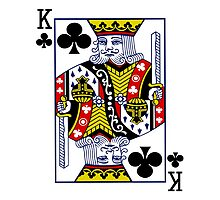 King Of Clubs by ZedEx