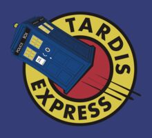 Tardis Express by nardesign