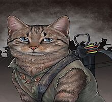 Daryl Meow Dixon by stephcheydesign