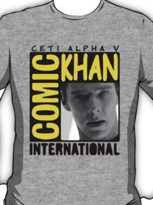 COMIC KHAN  T-Shirt