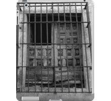 Ventana indiscreta iPad Case/Skin