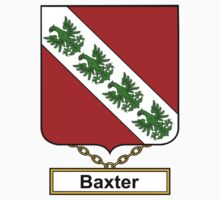 Baxter Coat of Arms (English) by coatsofarms