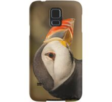 Puffin Profile Samsung Galaxy Case/Skin