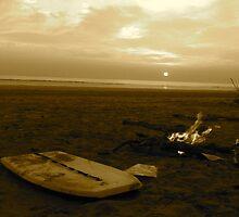 Coastal Sunset by Pallettown