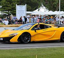 McLaren P1 by Tom Gregory