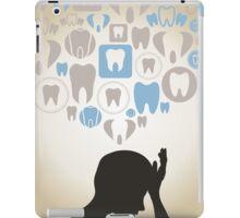 Toothache iPad Case/Skin