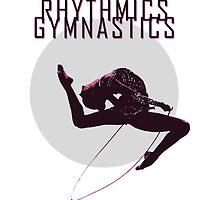 Evgenia Kanaeva Rhythmic Gymnastics by vitoriaguidugli
