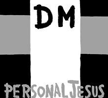 Depeche Mode : Personal Jesus - invert by Luc Lambert