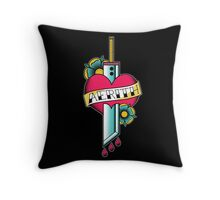 Aerith Forever Throw Pillow