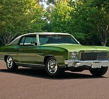1970 Chevrolet Monte Carlo by DaveKoontz