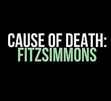 Cause of Death: Fitzsimmons by fandangno