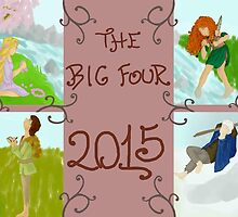 The Big Four 2015 by aelita15