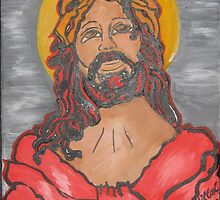 My Jesus by damon  milton