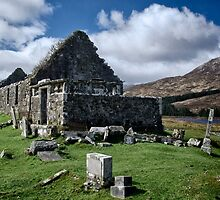 Cill Chriosd Church by tmtht
