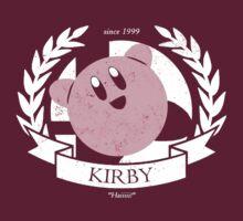 Kirby - Super Smash Bros by TyiraAhearne